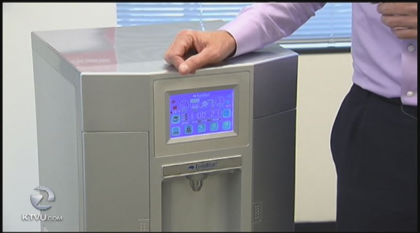 Made in the Bay: Device from Lafayette company makes water out of air