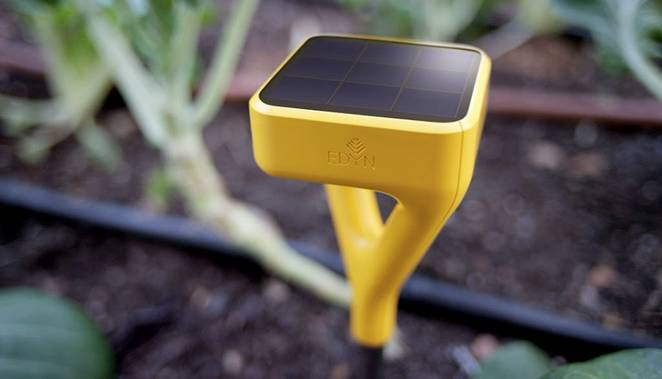 From Kickstarter to Home Depot: Edyn smart garden sensor brings IOT to your garden